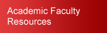 Academic Faculty Resources button